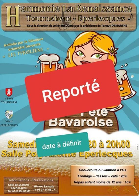 Bavaroise reporte