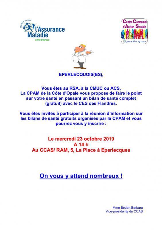 Bilan eperlecques 2019