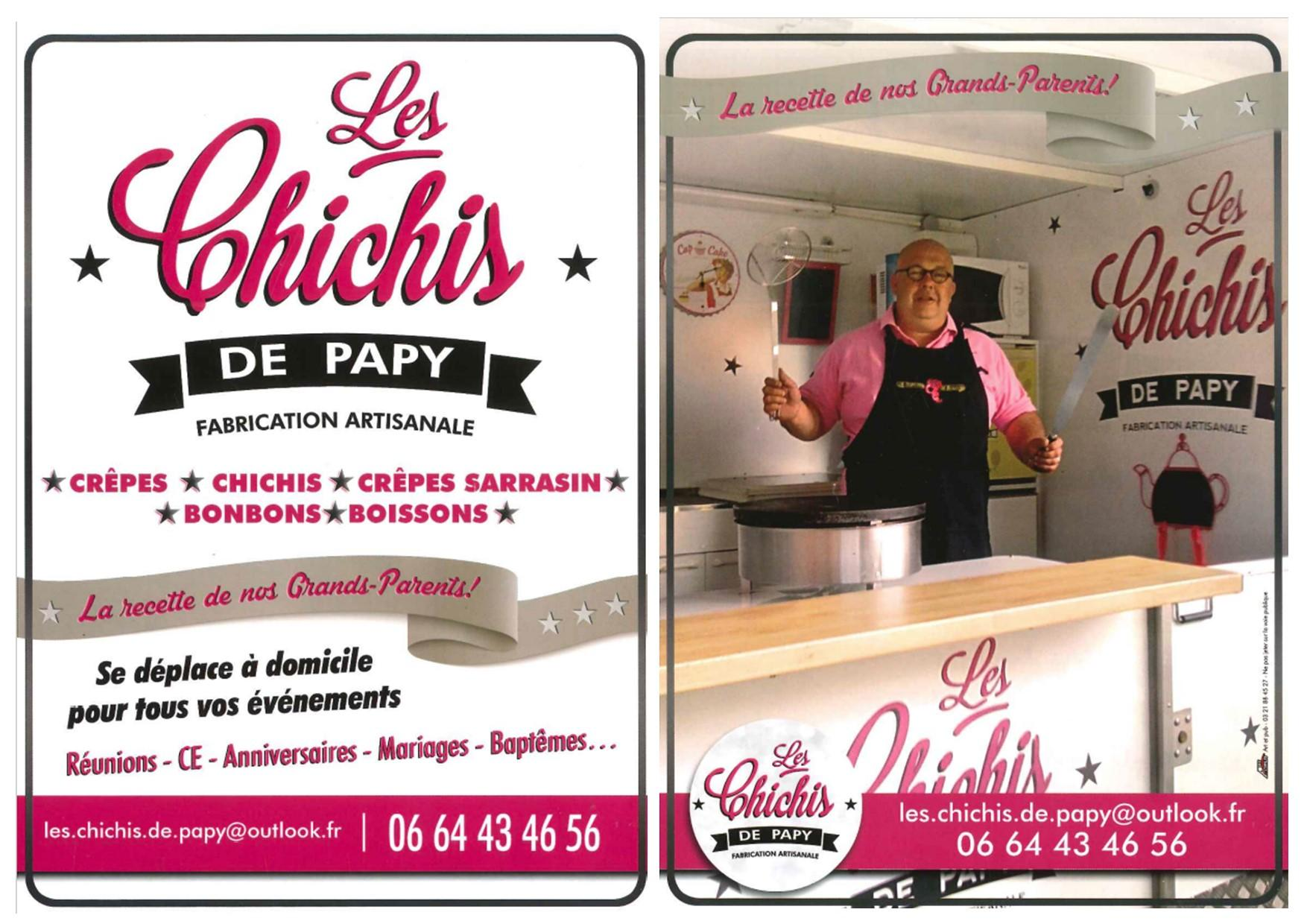 Chichi papy
