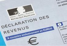 Declaration revenus
