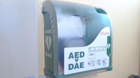 Defibrillateur eperlecques